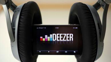 Deezer le service français de Streaming musical