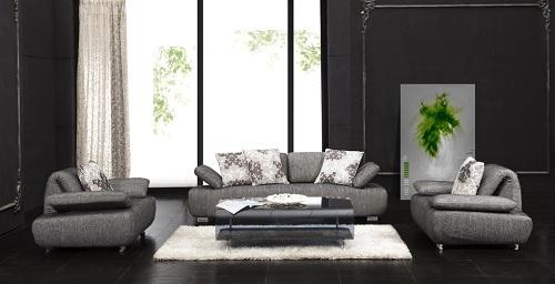 Modern Living Room Furniture For A Custom Modern Decor - modern living room set