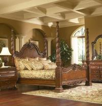 Ornate Antique Beds And Bedroom Sets For An Opulent Old ...