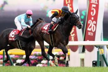 【競馬】 8歳古豪ムスカテールが有馬記念へ…鞍上は金鯱賞に引き続き中谷