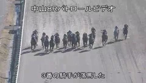 【競馬】 五十嵐冬樹 斜行して西田を落とした為8日間の騎乗停止