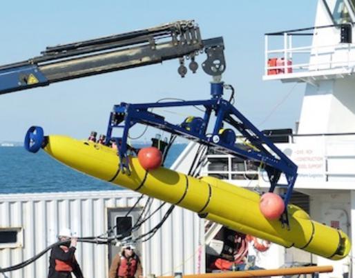 中国海軍 米軍 潜水艇 強奪 ドローン 米海軍海洋調査船