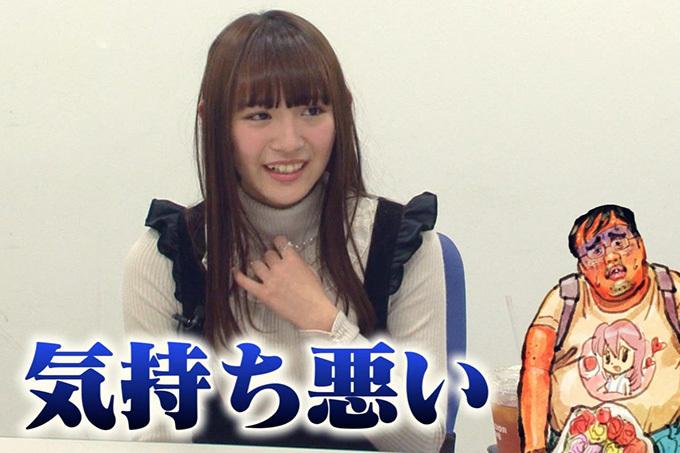 童顔巨乳の浅川梨奈(18)「自分のファンは気持ち悪い人が多い」
