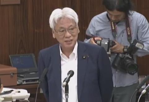 民進党 小川敏夫 テロ等準備罪 共謀罪 共同正犯