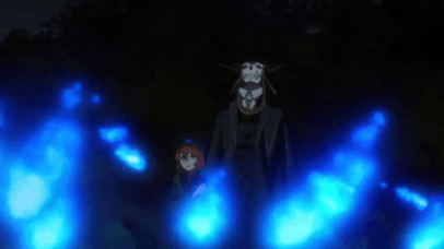 魔法使いの嫁 第8話2