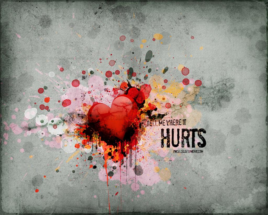 Broken Heart Sad Girl Wallpaper 柚歌の癒家 壁紙 ハートが超カッコいい