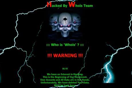 韓国の大規模サイバー攻撃で新展開、ヨーロッパの謎の組織「Whois Team」が犯行声明か … 正体は全くの不明、関係があるのかどうかすら謎 (動画あり)