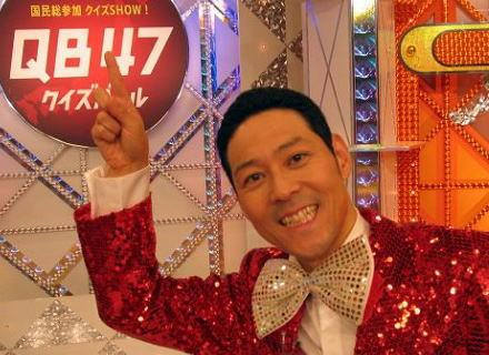 NHKで東野幸治がお茶の間の顔に … NHK視聴者参加型クイズ番組「国民総参加クイズSHOW!QB47」ゴールデンに進出、5月8日(水)20時から