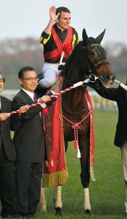 【競馬】 ドバイシーマクラシック ジェンティルドンナが優勝! デニムアンドルビーは10着  【動画あり】