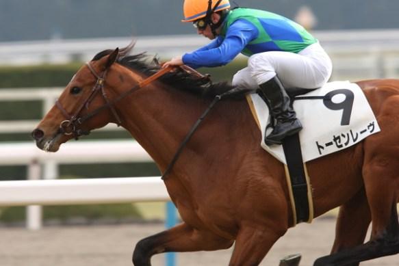 【競馬】 トーセンレーヴ、17戦目にしてついに日本人騎手騎乗 鞍上は武豊