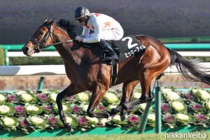 【競馬】 ミッキーアイル、松山騎手とのコンビで阪急杯へ