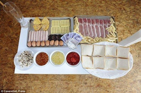 完食で1万7500円!英国最大の朝食、いまだに成功者なし