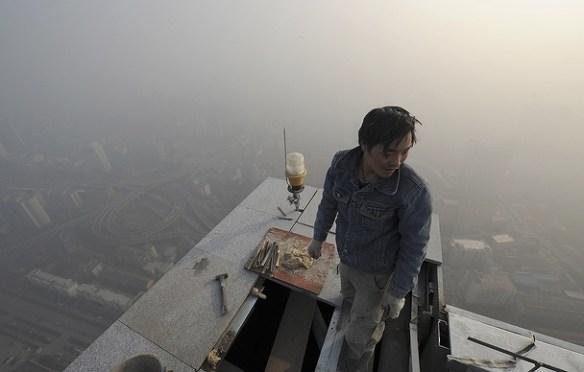 中国の大気汚染、米国が「人間が住めないレベル」と警告!! 肺がん物質PM2.5、1000オーバー