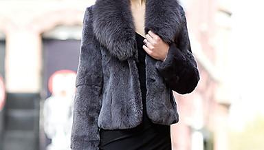 奮発して買った毛皮のコートを会社で着てたらアメリカ人にキレられた