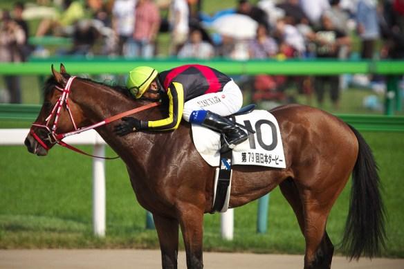史上最低のダービー馬が確定