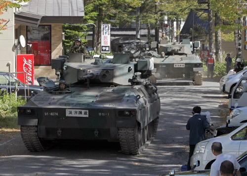 江川紹子「なぜ、御嶽山に自衛隊派遣なんだろう?装甲車を投入する意味が全く理解できません」 → コテンパンにされるが、無敵モード(見たいモノしか見えない状態)に入り水入りに