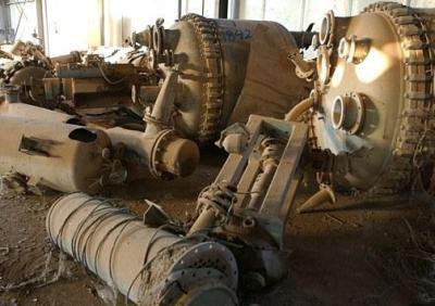 ISIS、イラク国内に残っていたフセイン時代の化学兵器工場からサリンなど2500発の化学兵器を強奪か … イギリス紙が報じる