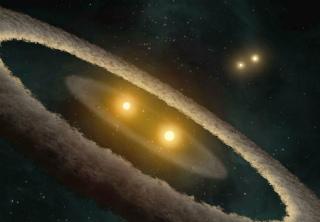 【宇宙】「4個の太陽持つ惑星」発見