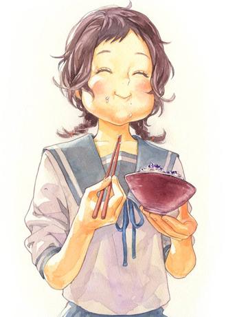 三島食品の「ゆかり」が漫画化