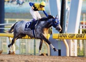 【競馬】 クロフネが史上最強ダート馬とかいう風潮はおかしい