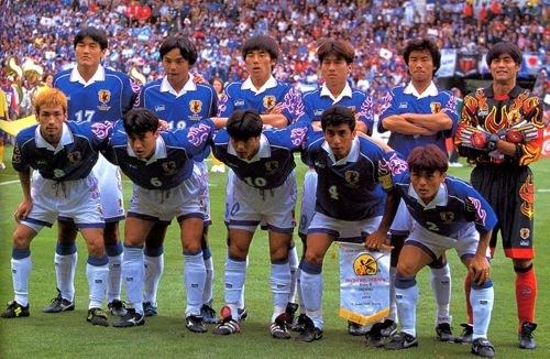 日本代表 フランス大会