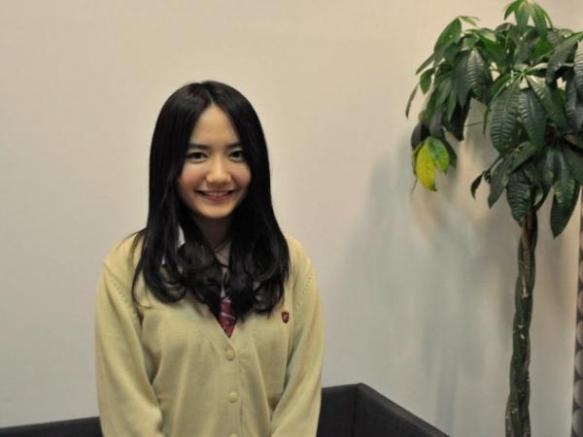 【画像】中学3年生で起業した椎木里佳さん可愛すぎワロタwwwwwwwwwww