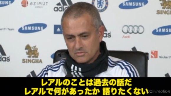 モウリーニョ「もう十分話しただろ(イラッ)」 日本人記者が空気を読まずに香川香川と質問を浴びせる