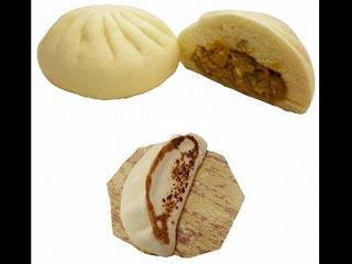 ファミマが「メガ肉まん」投入、通常販売の肉まん比で重量約1.8倍