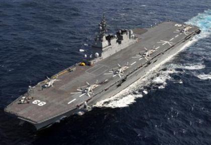 「海上自衛隊最大の護衛艦『いずも』、どう見ても空母なのでは・・・」 … 朝日新聞、何故今頃こんな記事を?
