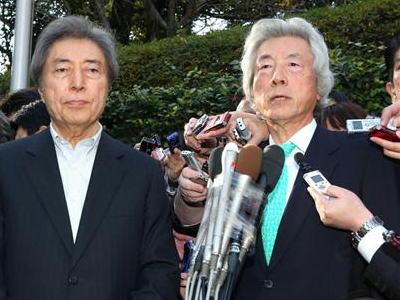 小泉純一郎元首相(72)「もう選挙戦はやらない」と終戦を宣言