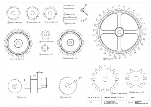 Pdf Plans Simple Wooden Clock Plan Download Childrens Outdoor
