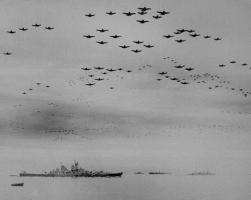 【画像あり】太平洋戦争の写真ってモノクロじゃん?