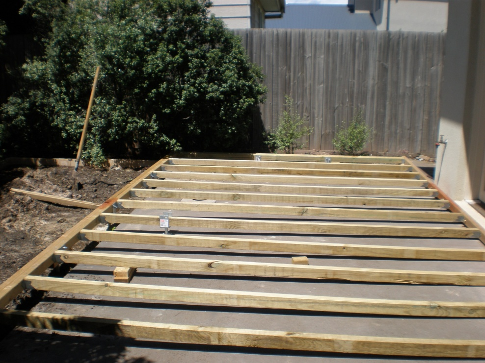 Kehed How To Build A Shed On An Existing Concrete Slab