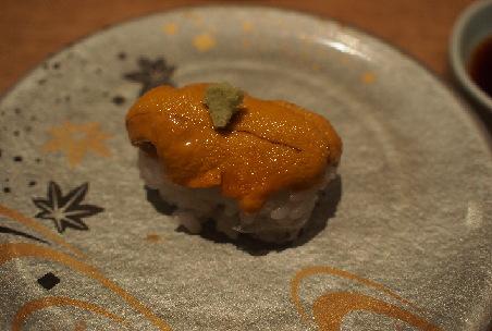 海苔なしでウニを食べたらかつてない美味さだった