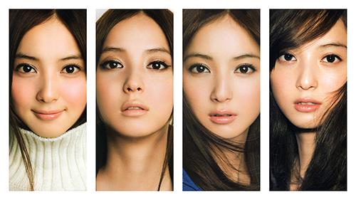 【芸能】世界で最も美しい顔 日本は桐谷美玲、佐々木希、黒木メイサ[13/04/11]