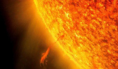 【速報】北朝鮮 宇宙飛行士が太陽に着陸と発表wwwwwwwwwwwwww