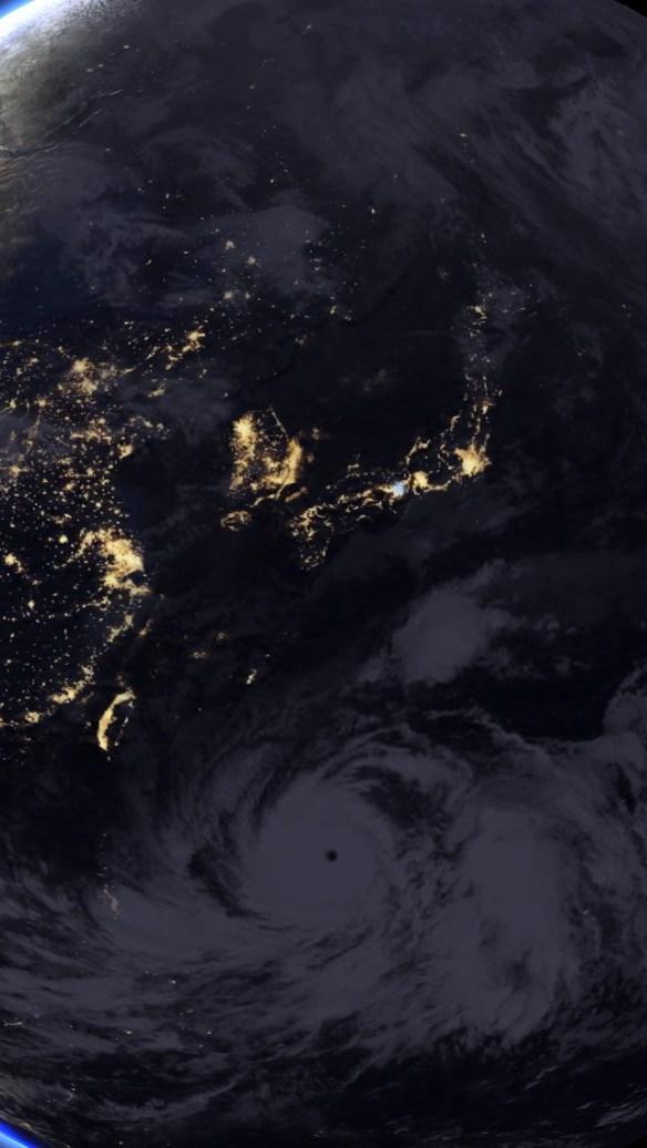 【画像】夜の地球綺麗過ぎわろたwwwwwwwwwwwwww