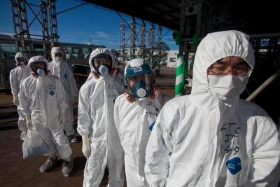 【驚愕】福島原発の作業員の給料安過ぎワロタwwwwwww