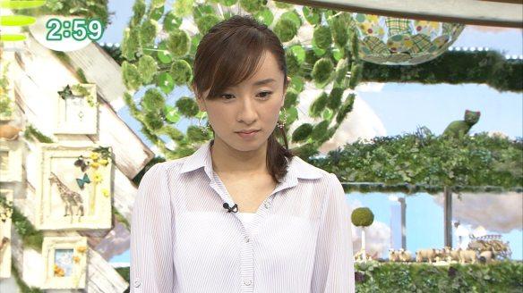 西尾由佳理アナ、番組中にブチ切れる