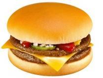 マクドナルド、「マックダブル」発売…ビーフパティ2枚をはさんだバーガー、190円