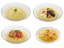 ミスドで「冷やし汁そば 牛キムチ」など「涼風麺」シリーズの新メニュー3種をはじめました