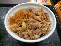 なか卯が牛丼に再参入 「和風牛丼」を復活、値段は350円に