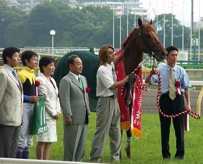 【競馬】 金子真人の所有馬のラインナップがすごすぎる件
