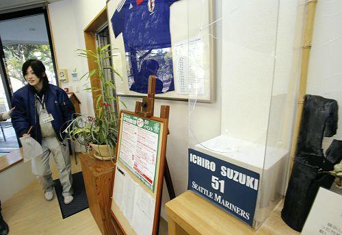 イチローのサイン入りバットを盗んだ少年を逮捕 「コレクションにしたかった」 … 神戸総合運動公園