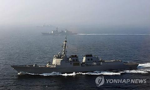 韓国のイージス艦が、ゴミで壊れる ≒ 韓国のイージス艦がゴミで、壊れる