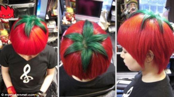 日本発の奇抜なヘアースタイルを外人が理解しようとがんばってるぞwwwwwwwwww