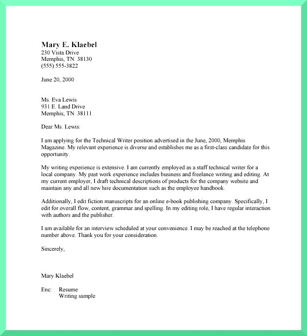 ELL Online Resources - University of Alberta cover letter for - proposal samples