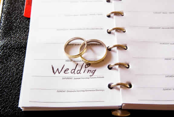 Backyard Landscape Wedding Plans Making wedding plans - wedding plan