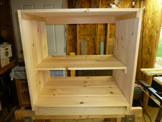 Kitchen Base Cabinet Plans How To Build Diy Woodworking