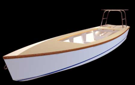 Plywood fishing boat designs uk